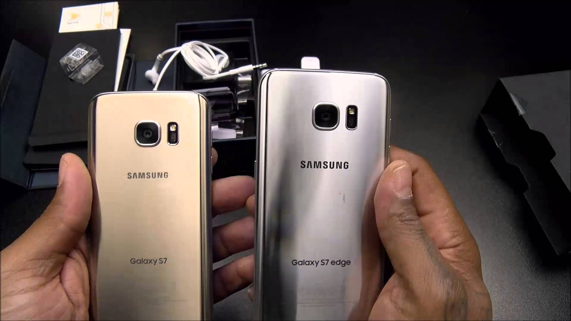 Samsung galaxy s7 edge unboxing deutsch 4k youtube - Nice Iphone 7 Vs Samsung Galaxy S7 Le Gros Comparatif Check More At Http Gadgetsnetworks Com Iphone 7 Vs Samsung Galaxy S7 Le Gros Comparatif