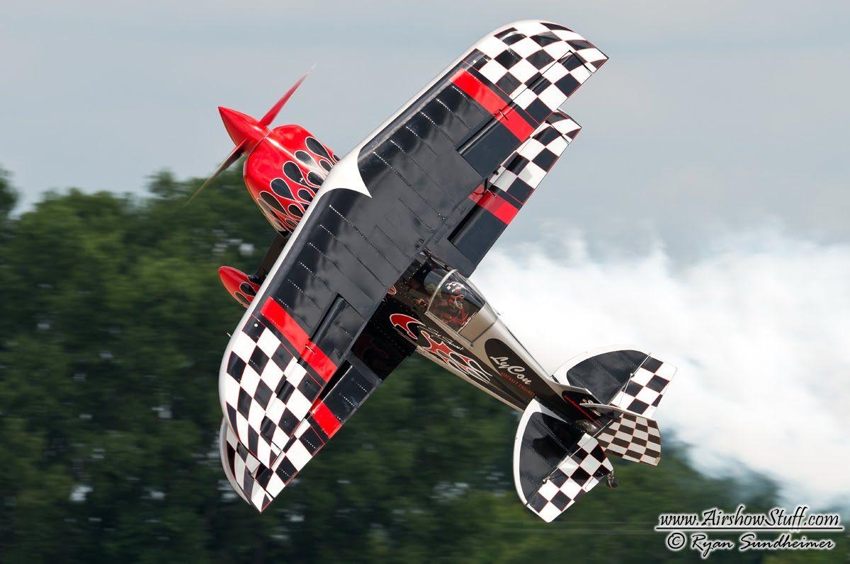 Skip Stewart Aerobatics Battle Creek Airshow 2015
