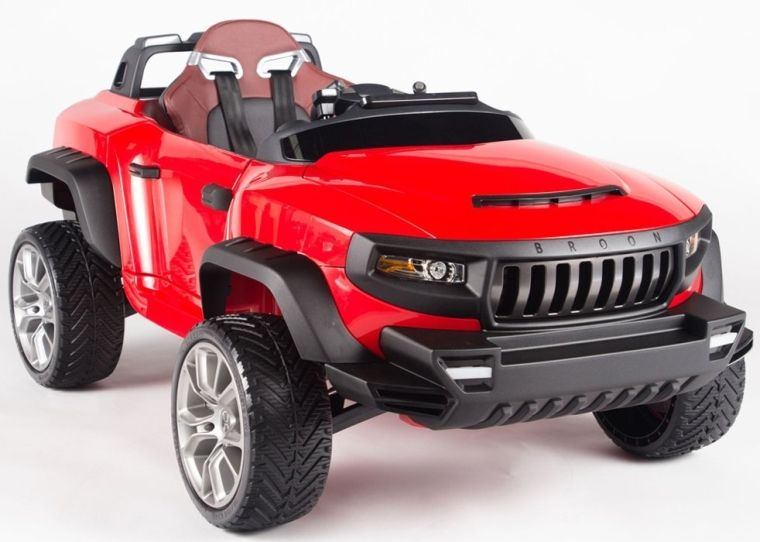 Kids Ride On Vehicle 24v Power With Rubber Wheels Remote Control