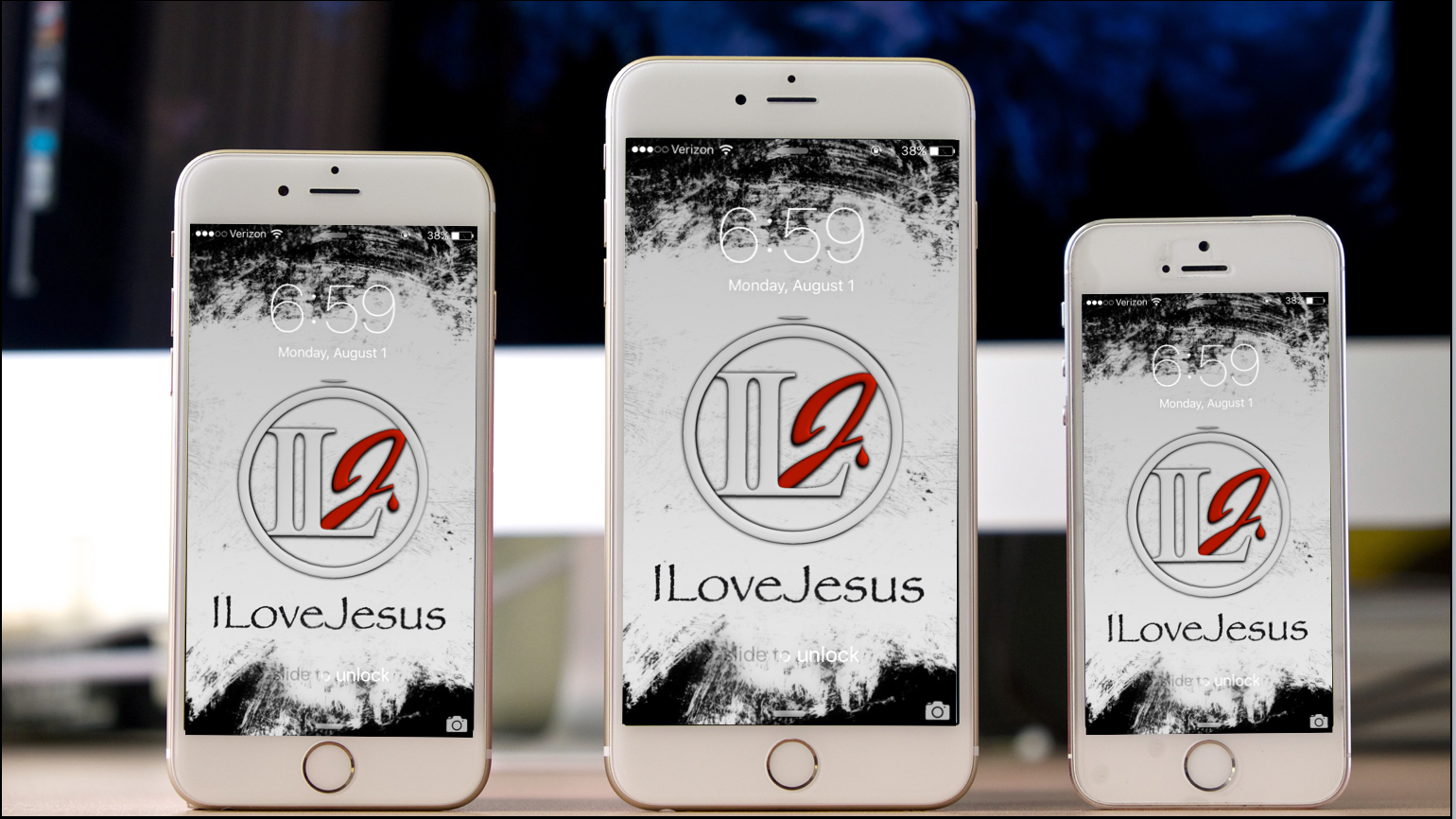 ILJ, I Love Jesus HD Wallpaper  Visit us at www ILJesus com | ILJ, I
