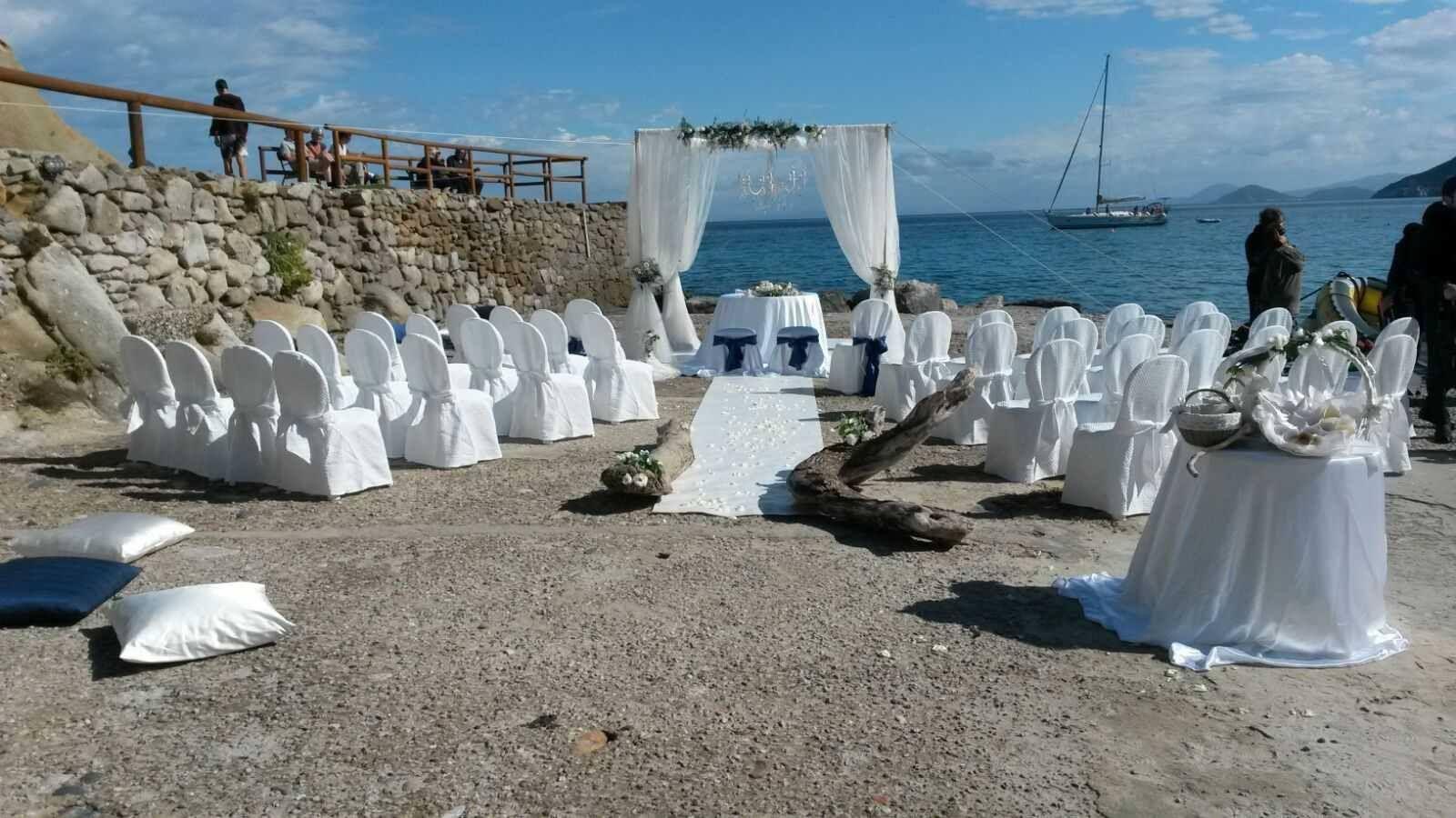 Matrimonio Riva Al Mare Toscana : Nozze in riva al mare marciana isola d elba una cerimonia