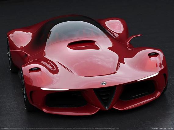 Car Design World on Instagram: Alfa Romeo GTL EVO by Matteo Gentile #cardesign #car #design #3d #render #alfaromeo #supercar #supercars #supercars #alfa #romeo