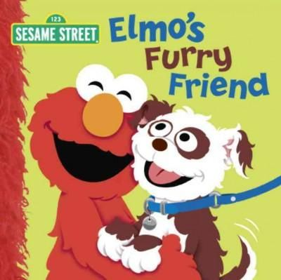 Elmo's Furry Friend