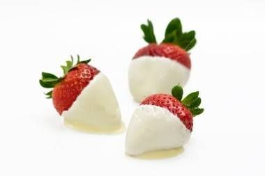 How to Make White Chocolate Covered Strawberries