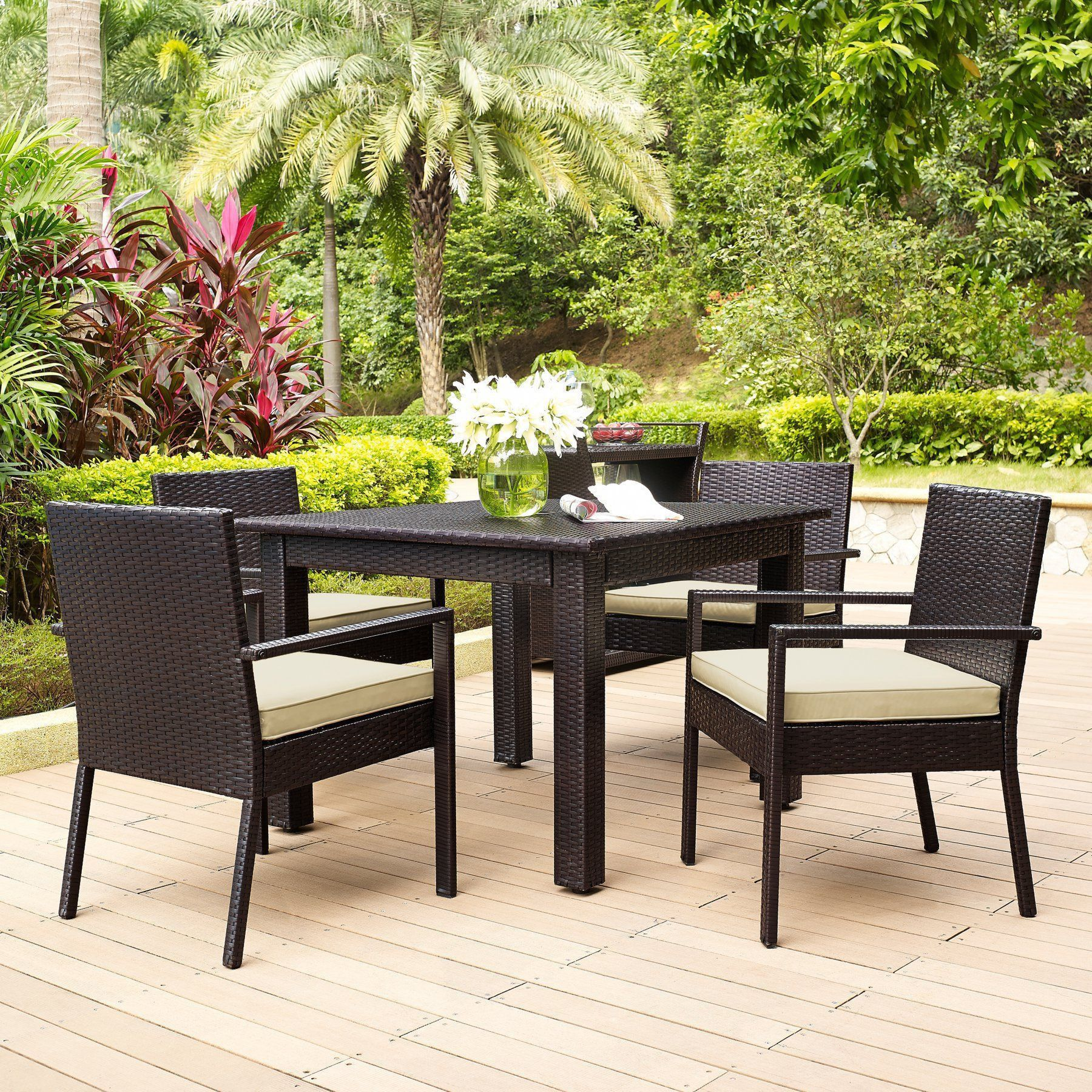 Best Patio Furniture Brands 2018 Rustic Patio Bistro Patio Set