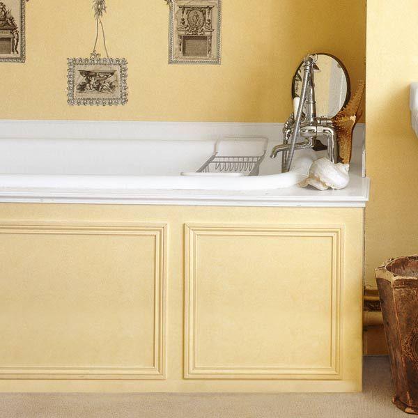 20 Budget-Friendly Bath Ideas   Easy budget, Tubs and Bath ideas
