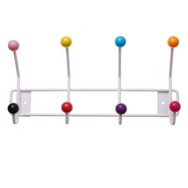Funky Door Hooks gumball coat hooks | all | oliver bonas | coat rack | pinterest