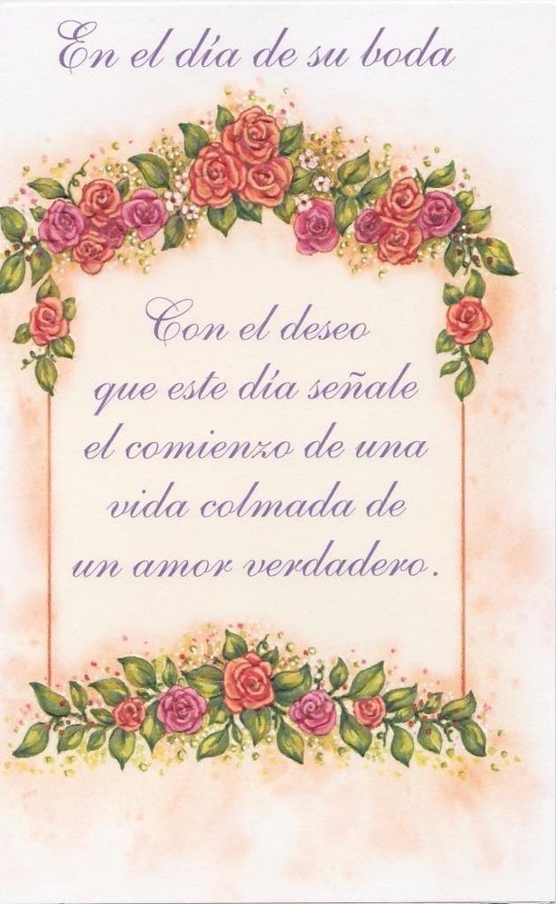 Spanish greeting card on your wedding spanish greeting cards spanish greeting card on your wedding salamanderstudios wedding m4hsunfo