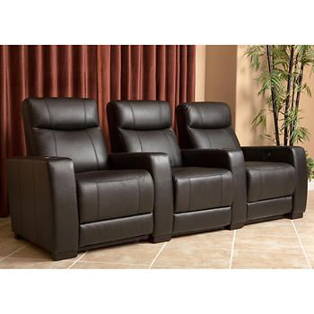 Grand 3-piece Top Grain Leather Power Media Recliners  sc 1 st  Pinterest & Grand 3-piece Top Grain Leather Power Media Recliners | Home ... islam-shia.org