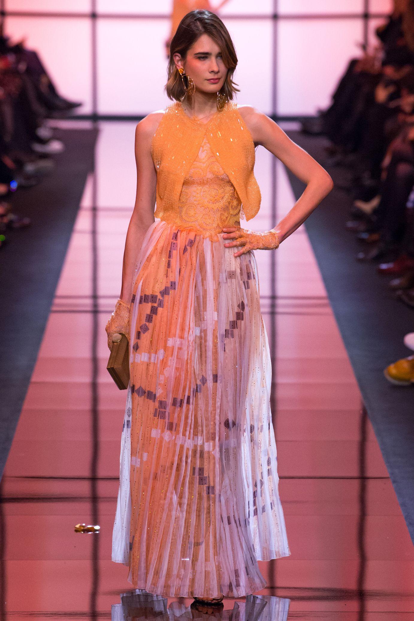 Giorgio Armani Privé Haute Couture Spring/Summer 2017 36