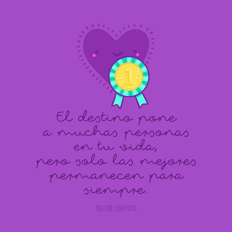 Pin de Anny Soria en FrasesYuya | Pinterest | Yuya, Frases positivas ...