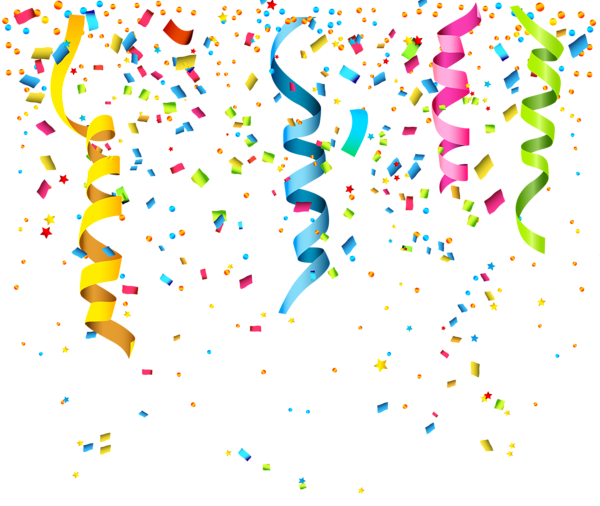 Party Confetti Png Clip Art Image Gallery Yopriceville High Quality Images And Transparent Png Free Cl Confetti Party Diy Crafts For Gifts Holiday Clipart