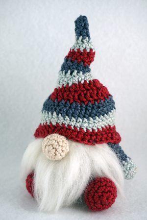 Christmas Gnome – Amigurumi Crochet Pattern