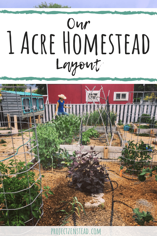 Our 1 Acre Homestead Layout + FAQ's is part of Acre homestead, Homestead layout, Farm layout, Organic homesteading, Homesteading, Homestead property - All about our 1 acre homestead in Idaho! Check out our homestead layout and some FAQ's that people commonly ask about our little homestead!