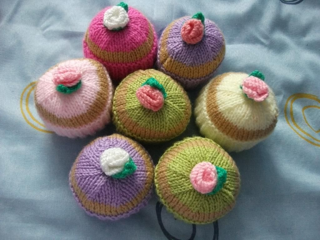 6 Knits You Can Knock Out This Weekend | Cupcake dolls ...