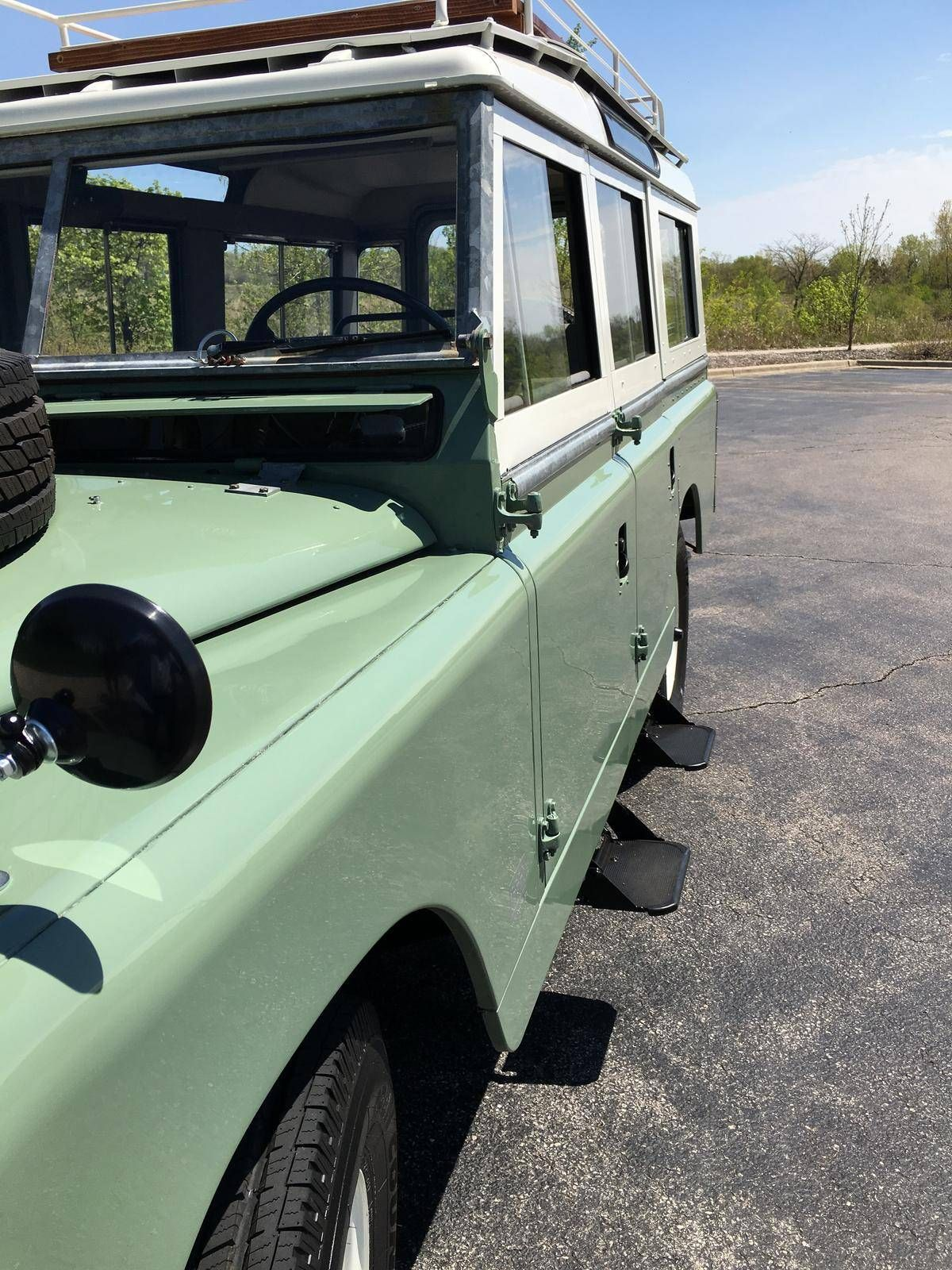1965 land rover series 109 for sale