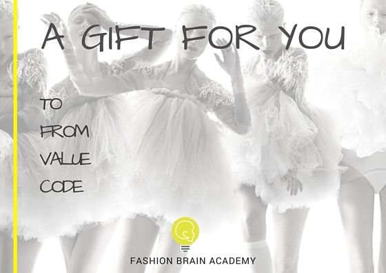 Shopping for someone else but not sure what to give them? Or maybe you have someone in your life who likes to give gifts like step stools and humidifiers and you want to give them a hint??  The answer is a Fashion Brain Gift Card.