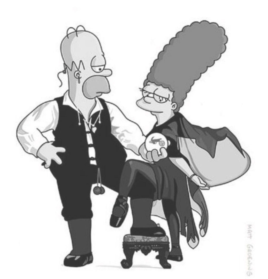 The Simpsons Doing The Fleetwood Mac Album Cover Fleetwood Mac Fleetwood Mac Rumors Peter Green Fleetwood Mac
