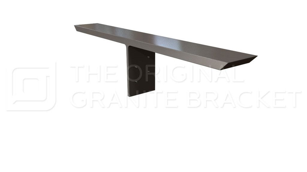 T Brace Countertop Support Bracket With Images Countertop