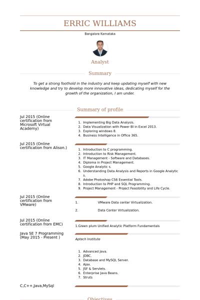 Scope Of Work Example Resume Bio Data Sample Resume