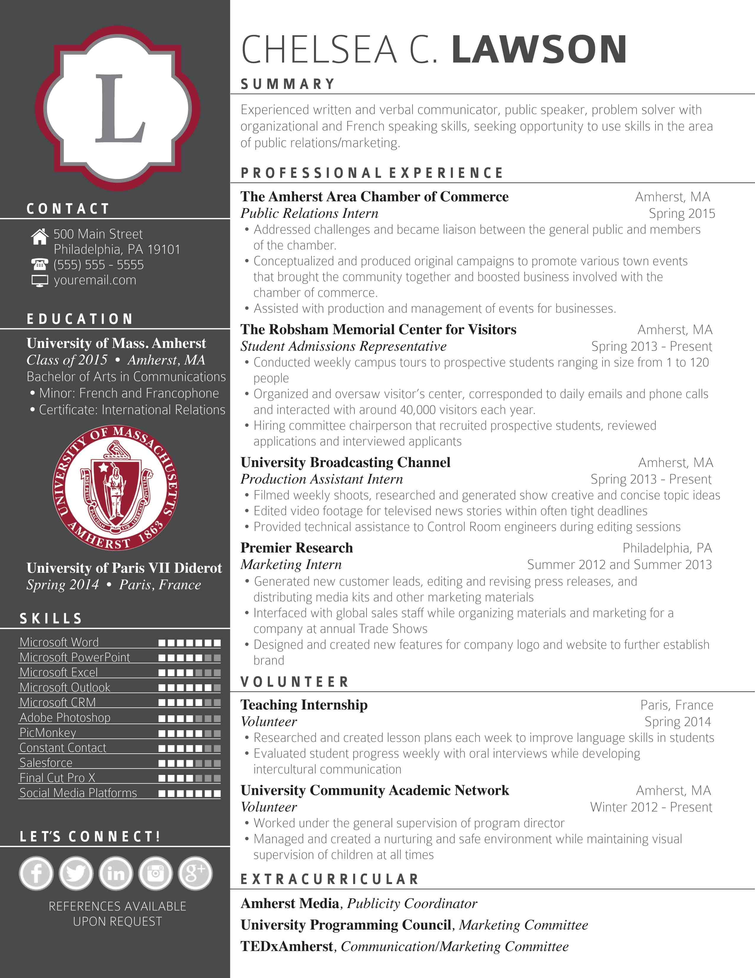 Creative resumes from resume
