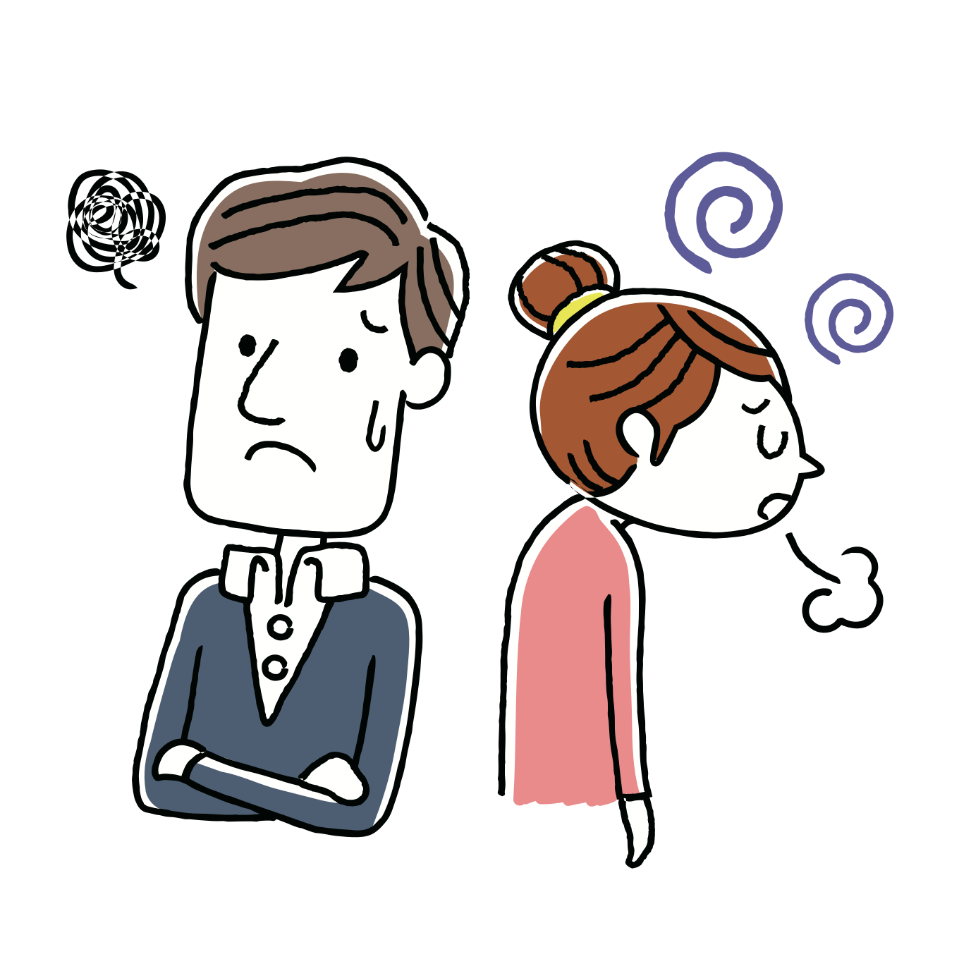 Dating someone with anxiety article
