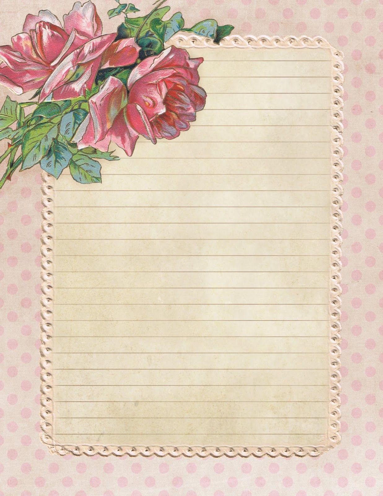 Lilac Lavender A Garden Of Roses Vintage Printable