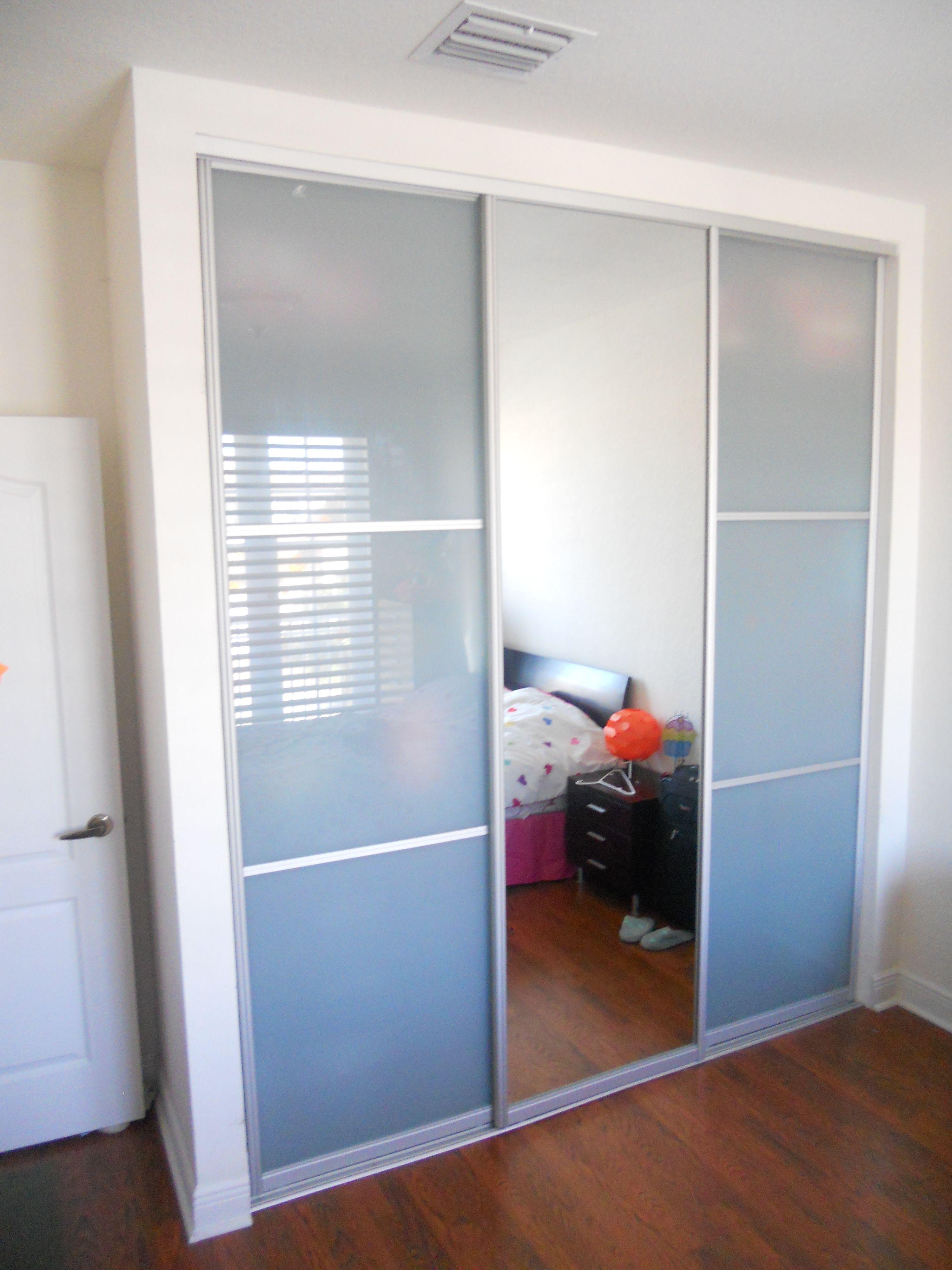 96 Tall Bypass Closet Doors Dvee Pinterest Closet Doors