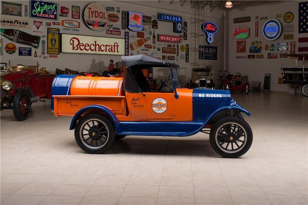 1927 FORD MODEL T ROADSTER PICKUP - Barrett-Jackson Auction Company ...