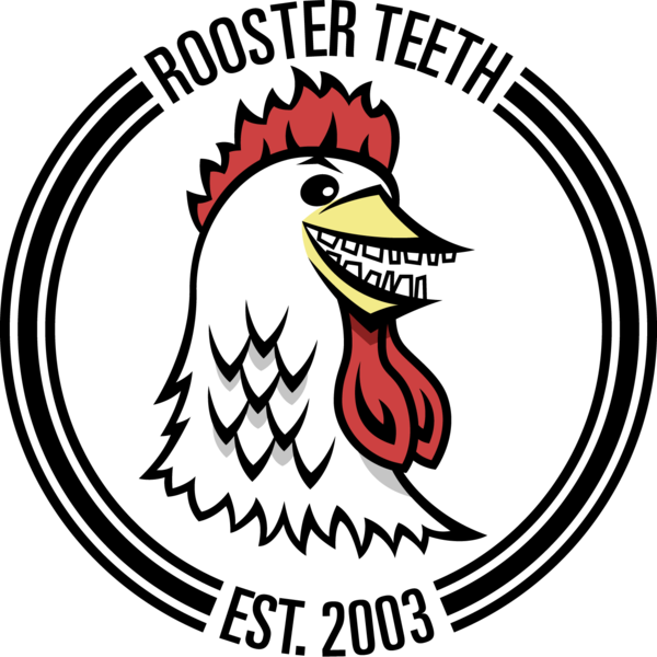 Rooster Teeth Re Branding By Zachariah Nelson Via Behance Rooster Teeth Rooster Chickens