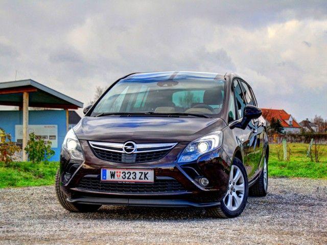 Opel Zafira Tourer 2 0 Cdti Testbericht Opel Vauxhall Motor Car