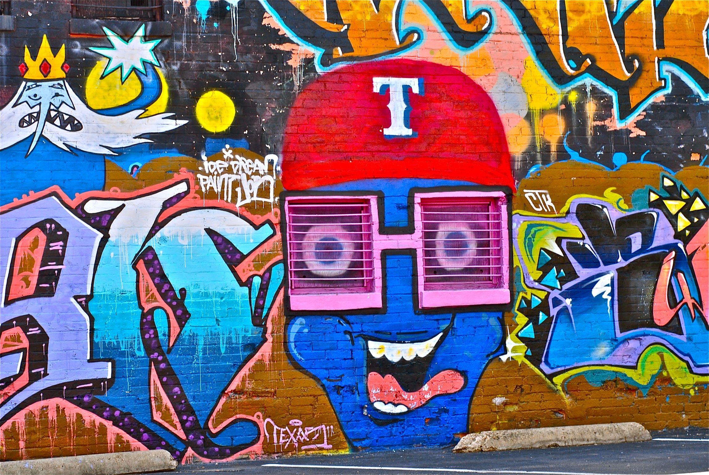 Graffiti wall dallas - Graffiti In Dallas Tx