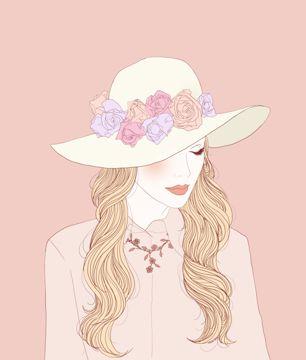 Misty Rose.