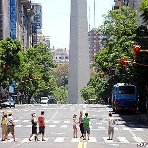 Argentina: receptor de inmigrantes europeos y de américa.