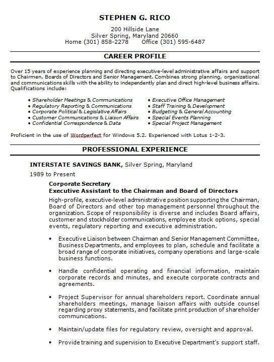 10 Samples Of Professional Resume Formats You Can Use In Job Hunting Resu Professional Resume Writing Service Resume Writing Services Resume Writing Examples