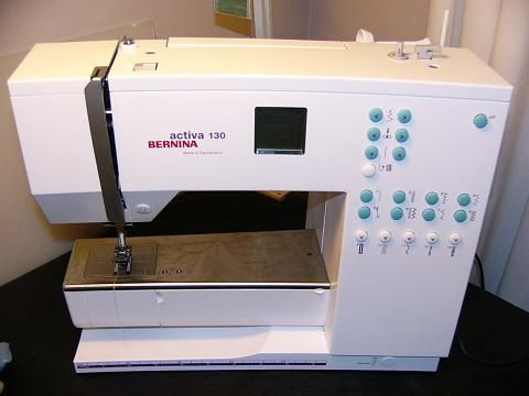 Bernina Activa 40 Sewing Machine Products I Love Pinterest Magnificent Bernina Activa 130 Sewing Machine