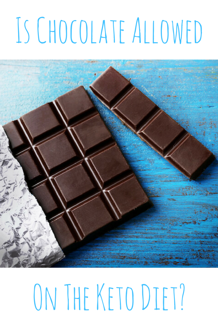 can eat dark chocolate during keto diet