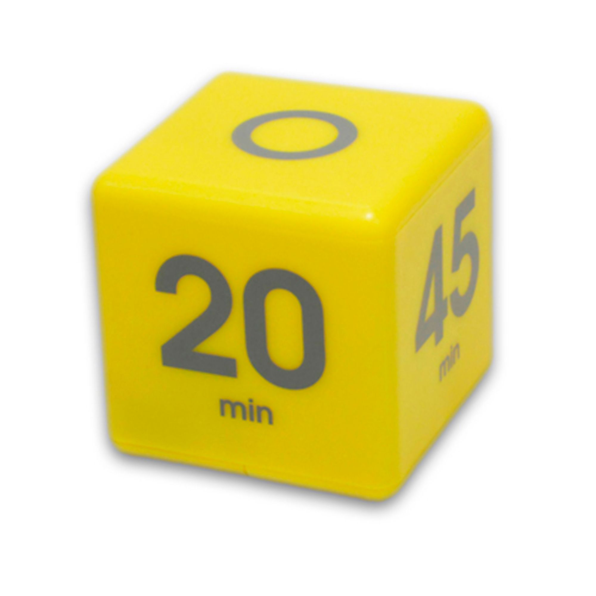 Datexx Yellow Miracle Cube Timer With 5 10 20 And 45 Minute