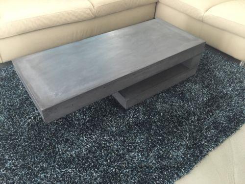 Betontisch Designer Couchtisch Tisch Aus Beton In Weinsberg