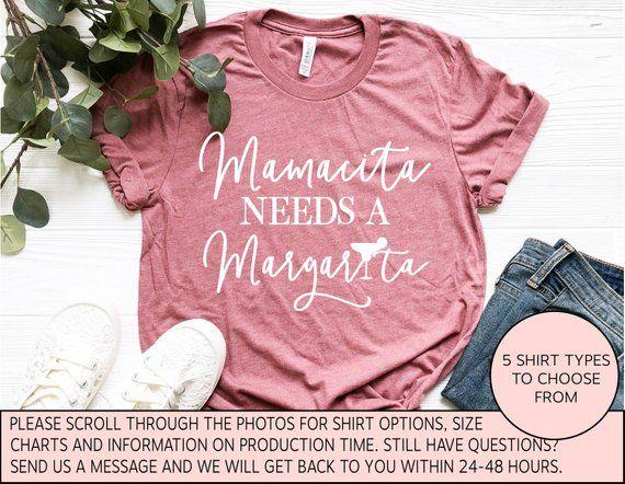 Download Mamacita Needs a Margarita Cinco De Mayo Shirt Margarita ...