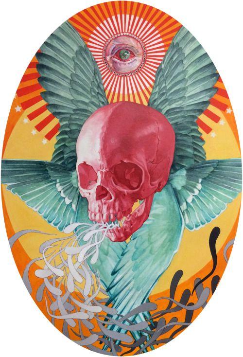 Unique Skull | Art ideas | Pinterest | Artist, Illustrations and Pop ...