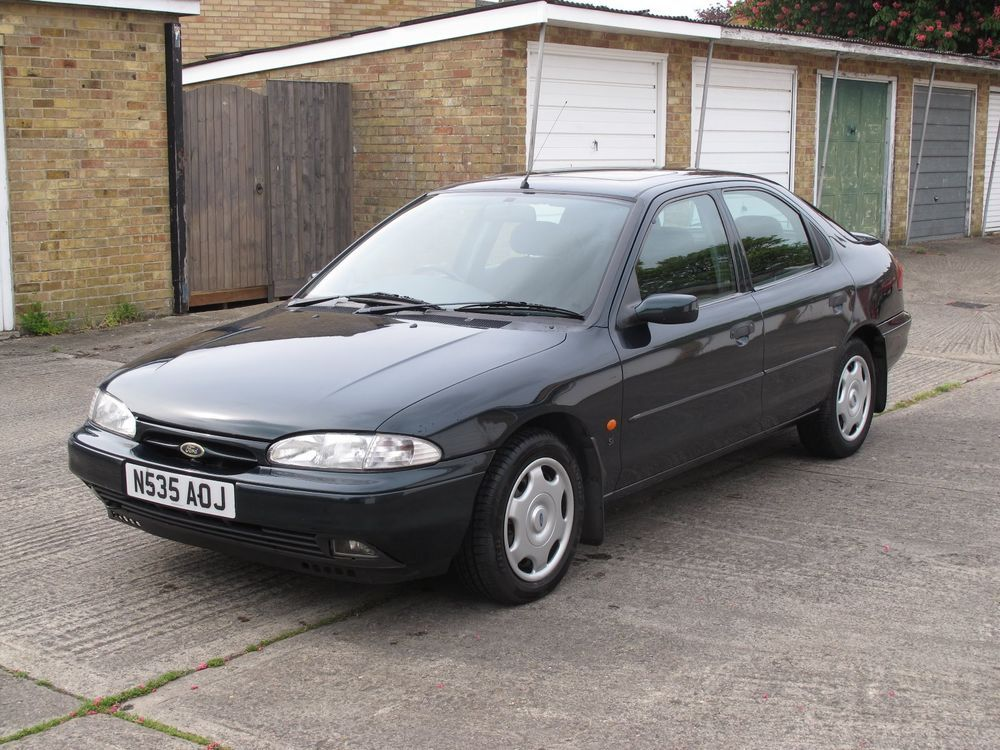 Ebay Ford Mondeo Mk1 2 0 Si With A C Ford Mondeo Ford Mk1