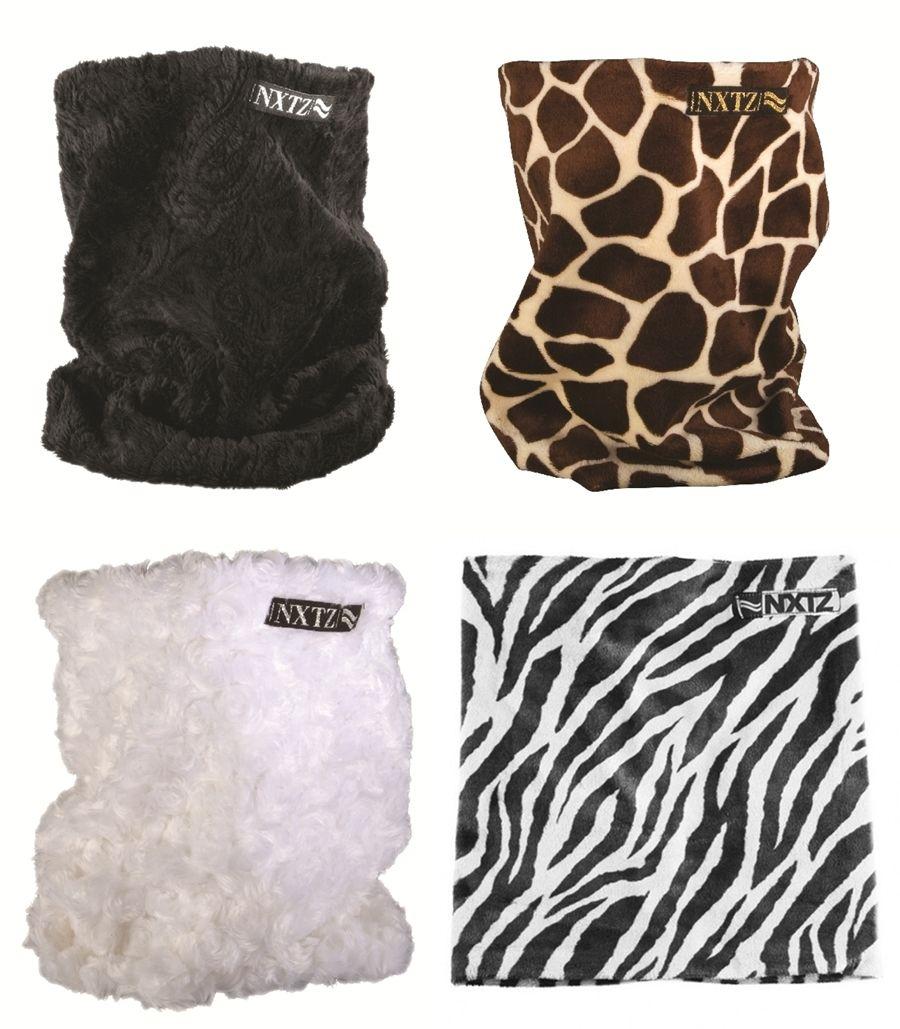 New NXTZ Minky Tube womens neck gaiter scarf bandana snowboard ski face  mask  11 41505880eb
