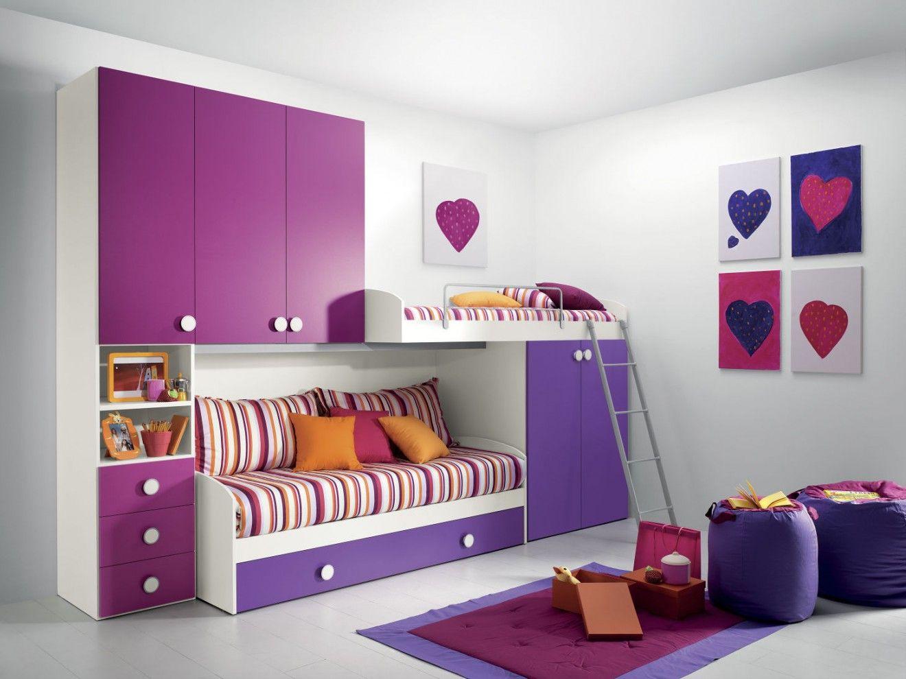 Camerette Valentini ~ Best camerette con soppalco images bedroom