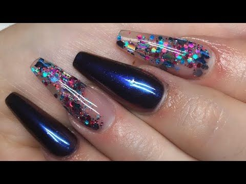 How to apply acrylic nails on yourself with bling youtube how to apply acrylic nails on yourself with bling youtube solutioingenieria Choice Image