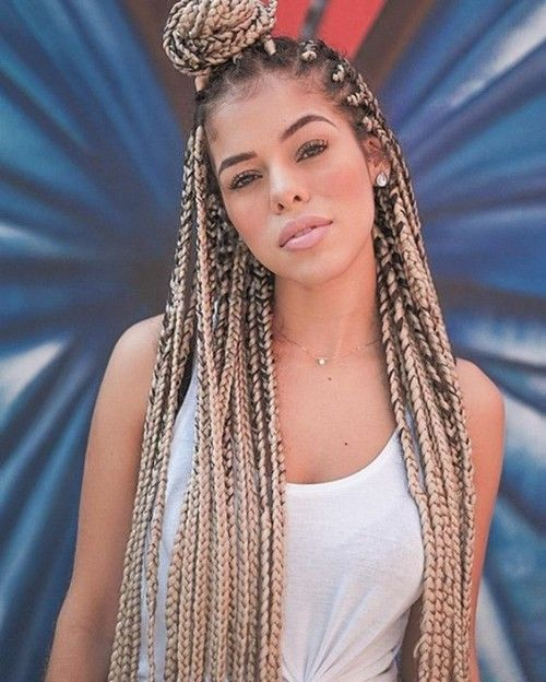 Box Braids Archives - Curly Craze