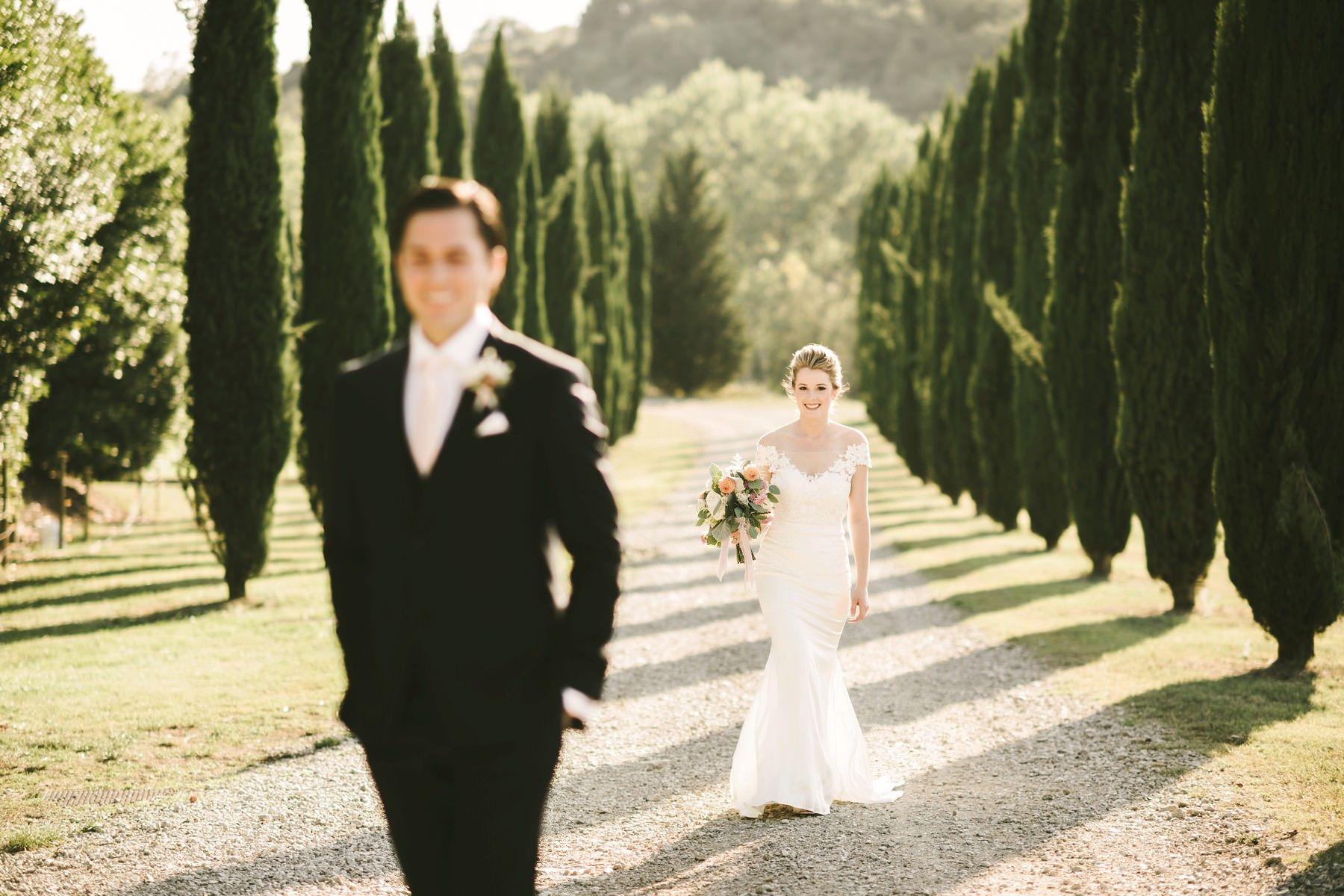 A Wonderful Elopement In Italy Wedding For Two At Villa La Selva Wine Resort Nel 2020 Con Immagini