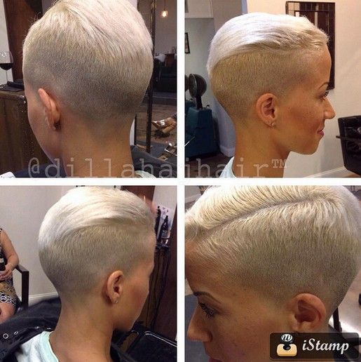 Light Blonde Hairstyle Ideas Short Pixie Haircuts 2016