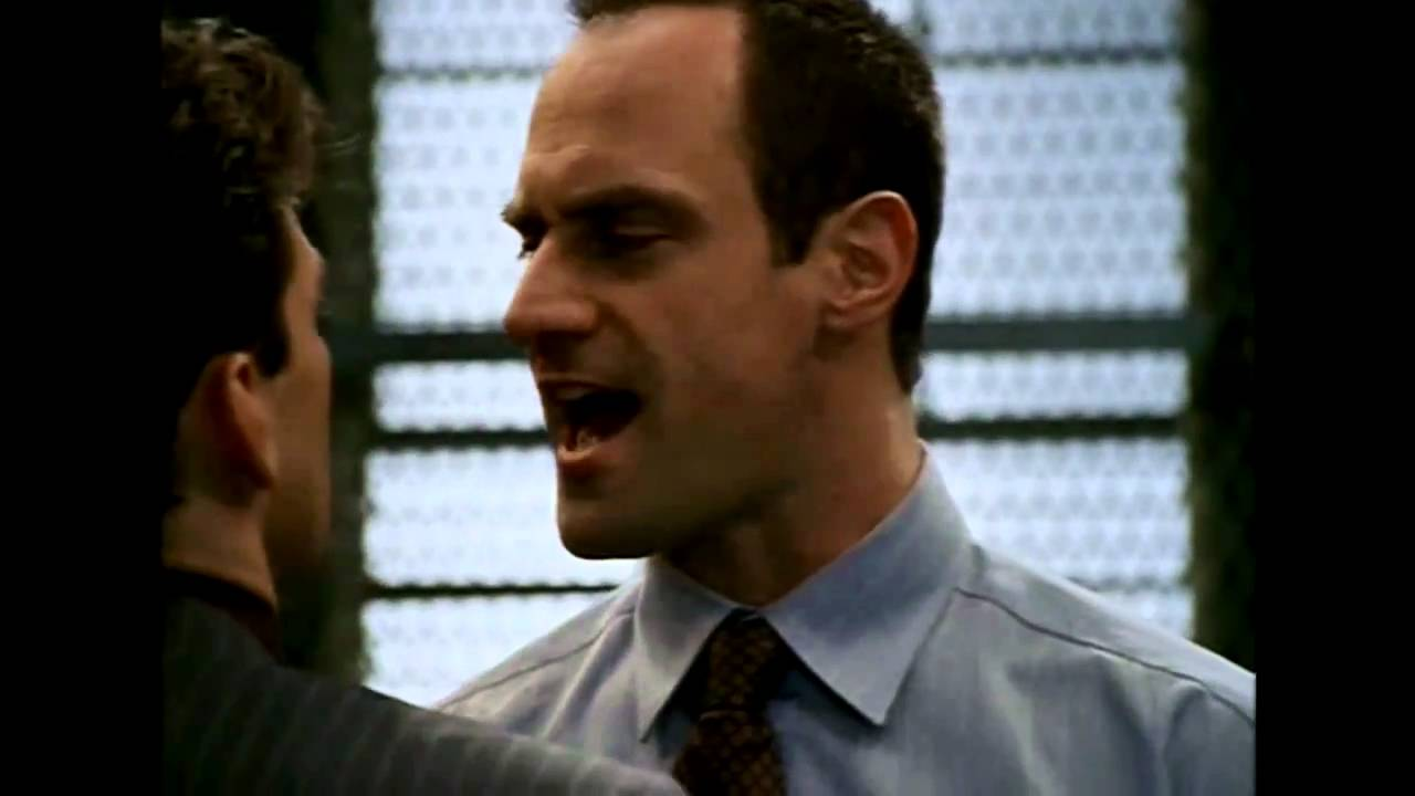 Gay sex elliot stabler