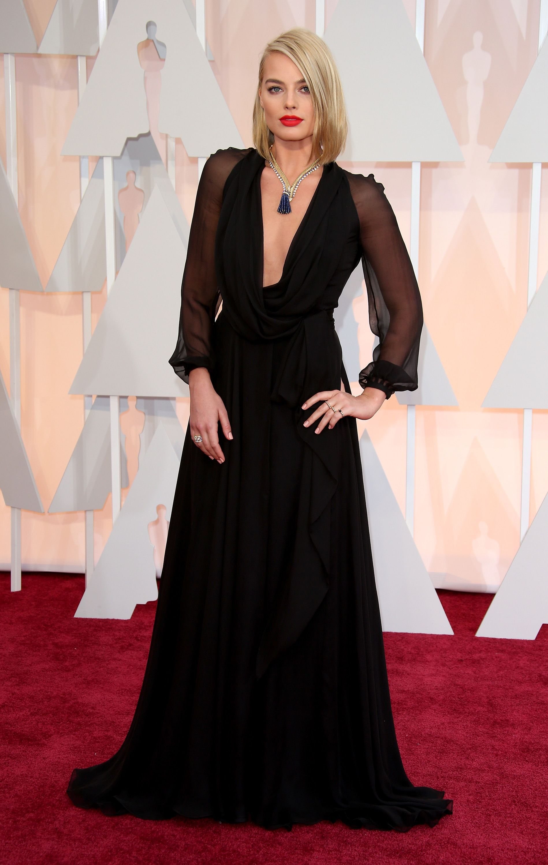 Best Looks Margot Robbie Oscar Fashion Nice Dresses Dresses